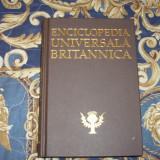 Enciclopedia Universala Britannica (Vol. 1) --- NOUA