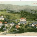 1357 - Valcea, OCNELE MARI, Panorama - old postcard - unused