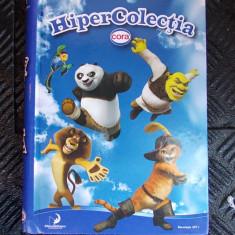 ALBUM HIPERCOLECTIA . - Cartonas de colectie