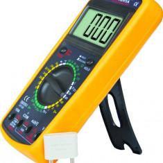 APARAT MASURA MULTIMETRU DIGITAL DT9208A - Multimetre