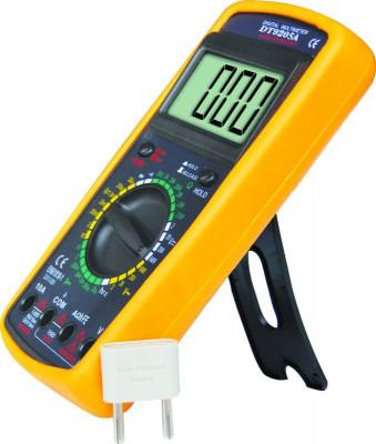 Multimetru digital aparat de masurat tensiune include si buzzer  DT9205 foto