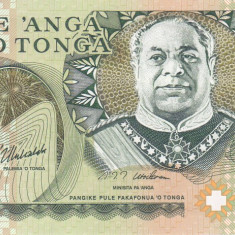 Bancnota Tonga 1 Pa'anga (1995) - P31c UNC