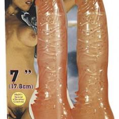 ORANGE VIBRATOR - Vibrator Vaginal