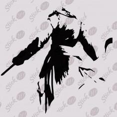 Assassin`s Creed_Tatuaj De Perete_Sticker Decorativ Cod: WALL-378 - Orice culoare, Orice model pe comanda