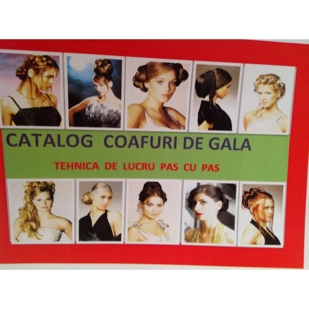 Catalog Coafuri De Gala Cocuri Tehnica Pas Cu Pas Arhiva