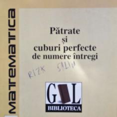 PATRATE SI CUBURI PERFECTE DE NUMERE INTREGI - Ion Cucurezeanu