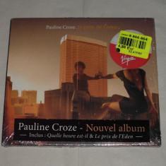 Vand cd sigilat PAULINE CROZE-Le prix de l'eden - Muzica Pop wagram
