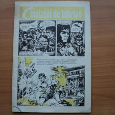Album B.D. Cinzeci de batrane - Colectia Stadion  BD de Nicu Russu, fara coperta