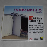 Vand cd sigilat LA GRANDE B.O-VOL.3 - Muzica Pop