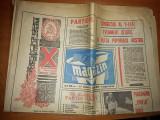 ziarul magazin 2 august 1969 ( al 10-lea congres al partidului comunist roman )