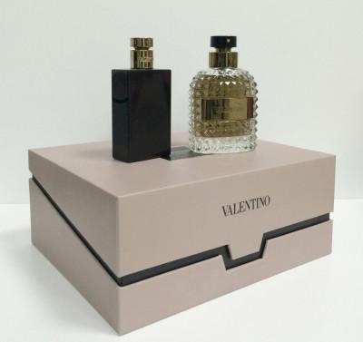 Parfum Valentino Uomo Set 50 Ml Apa De Toaleta 100 Ml Gel Dus