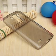 Husa fumurie silicon LG G3 + expediere gratuita Posta - Husa Telefon LG, Gri