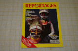 Grands reportages - Le magazine de l'aventure et du voayage - nr. 97 - decembrie 1989 - din cuprins : Dossier Papouasie Nouvelle - Guinee