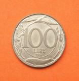 ITALIA 100 LIRE 1996, Europa