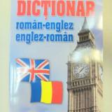 DICTIONAR ROMAN-ENGLEZ SI ENGLEZ-ROMAN - ZAMFIRESCU DAVID