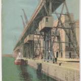Constanta.Silozurile,francata,circulata la Sulina in 1911