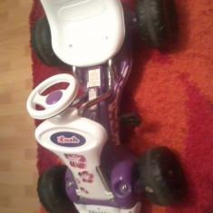 KART FETITE - Kart cu pedale