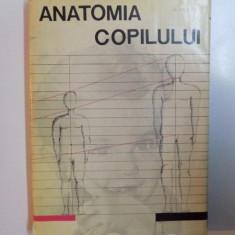 ANATOMIA COPILULUI de A. ANDRONESCU, 1966
