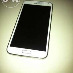 Galaxy S5 - Telefon mobil Samsung Galaxy S5, Alb, 32GB, Neblocat