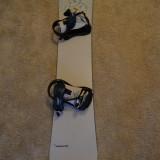 Placa snowboard