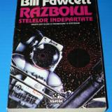 BILL FAWCETT (EDITOR) - RAZBOIUL STELELOR INDEPARTATE. Colectia Nautilus sf 1995 (02092 g - Carte SF