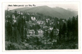 1835 - Prahova, SINAIA, Valea REA - old postcard, real foto - used - 1939, Circulata, Fotografie
