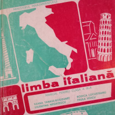 LIMBA ITALIANA MANUAL PENTRU CLASA A IX-A - Ileana Tanase-Bogdanet, Rodica Locusteanu - Manual scolar didactica si pedagogica, Clasa 9, Didactica si Pedagogica, Limbi straine