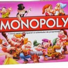 Joc Monopoly printese, ursuleti, cars, hello kitti, si cu alba ca zapada. - Joc board game