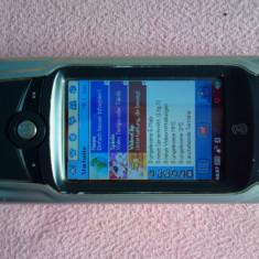 Motorola A925 colectie piese stylus baterie tot original - Telefon Motorola, Gri, Nu se aplica, Single core