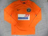 Bluza/tricou Nike pt portar mar 12-13 ani, NR 8 pe spate. Stare excelenta., Orange, Baieti