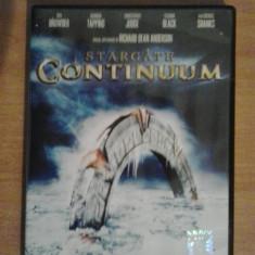 Stargate Continuum - Film SF fox, DVD, Romana