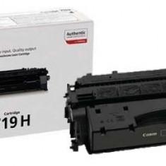 Cartuse - Canon Toner laser Canon 719H - Negru- Originale Goale reincarcabile