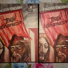 Fratii Karamazov (2 vol)-Dostoievski
