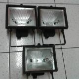 Proiectoare 500 W - Corp de iluminat