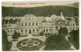 406 - BAD DORNA, Bucovina - old postcard, CENSOR - used - 1917