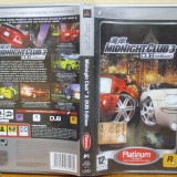 Midnight Club 3: Dub Edition Platinum (PSP) (ALVio) + sute de alte jocuri originale