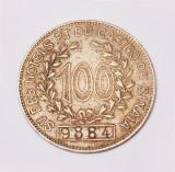 JETON - TOKEN CASINOUL DIN SINAIA ; 100 LEI  ; S H I M B | arhiva Okazii.ro