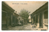 669 - ADA-KALEH, Bazar - old  postcard - unused