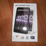 Tableta Allview AX4 nano, 7 inch, 4 Gb, Wi-Fi + 3G, Android