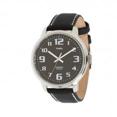 Ceas barbati 252 Timex Easy Reader Black Leather Watch | 100% original | Livrare cca 10 zile lucratoare | Aducem pe comanda orice produs din SUA - Ceas barbatesc