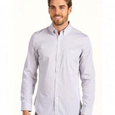 17 Calvin Klein L/S Mini Gingham Sport Shirt | 100% original | Livrare cca 10 zile lucratoare | Aducem pe comanda orice produs din SUA - Bluza barbati