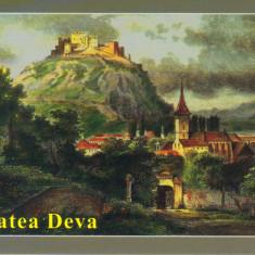 Carte postala CP HD034 Deva - Cetatea Deva  - necirculata