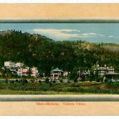 422 - Bacau, SLANIC MOLDOVA - old postcard - used - 1913, Circulata, Printata