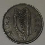 1 pingn (cocos de munte) Irlanda 1964