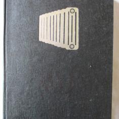 """INSTALATII DE INCALZIRE CENTRALA IN ANSAMBLURI DE CLADIRI"", A. Petrescu, 1972"