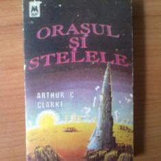 D8 Orasul si Stelele - Arthur C.Clarke - Roman, Anul publicarii: 1992
