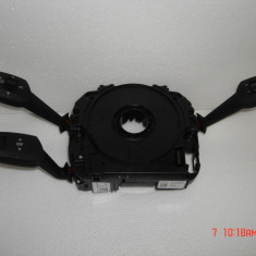 Senzor ESP + manete semnalizare BMW X5, 2011 - Coloana directie