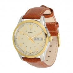 Ceas barbati 265 Timex Casual Dress Strap Watch | 100% original | Livrare cca 10 zile lucratoare | Aducem pe comanda orice produs din SUA - Ceas barbatesc