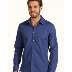 247 Calvin Klein L/S Mini Stripe Sport Shirt | 100% original | Livrare cca 10 zile lucratoare | Aducem pe comanda orice produs din SUA - Bluza barbati