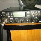Statie cb Tti tcb 880+ antena wilson lile will - Statie radio